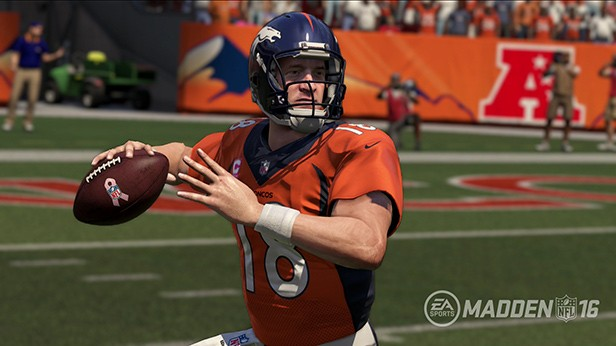 Madden NFL 16 Screenshot #231 for PS4