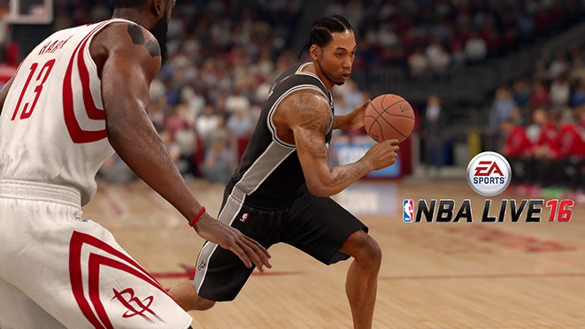 NBA Live 16 Screenshot #184 for PS4
