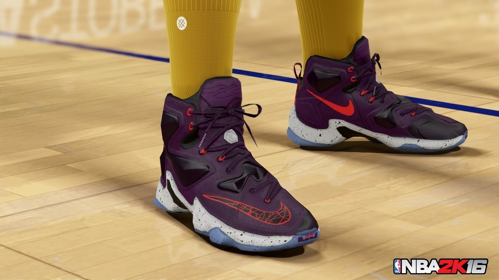 d2bc4c39d4a5b5 LeBron XIII   Curry 2 s Available Now in NBA 2K16 - Operation Sports