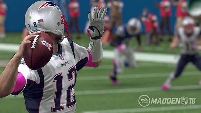 Madden NFL 16 Screenshot #234 for PS4