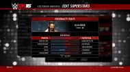 WWE 2K16 screenshot gallery - Click to view