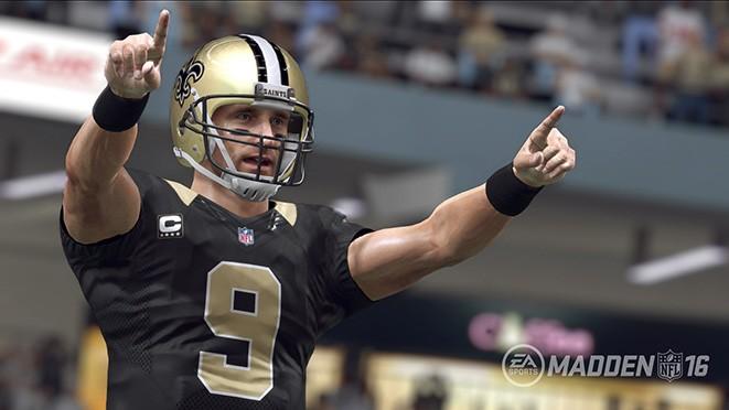 Madden NFL 16 Screenshot #240 for PS4