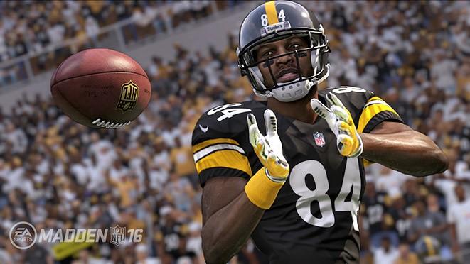 Madden NFL 16 Screenshot #245 for PS4