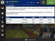 Football Manager Mobile 2016 screenshot #4 for Android, iOS - Click to view