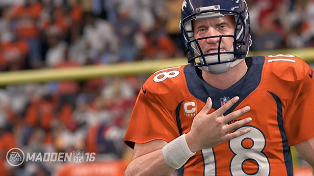 Madden NFL 16 Screenshot #249 for PS4