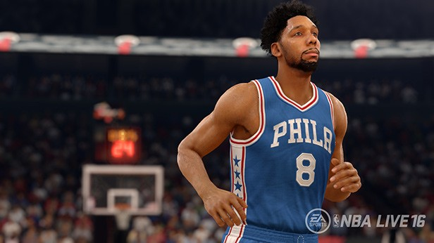 NBA Live 16 Screenshot #203 for PS4