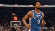 NBA Live 16 screenshot #203 for PS4 - Click to view