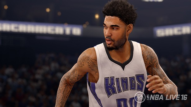 NBA Live 16 Screenshot #204 for PS4
