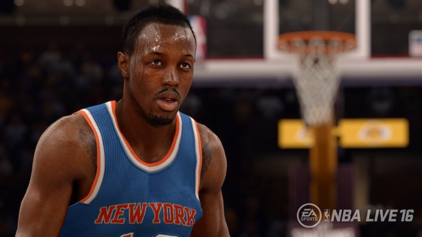 NBA Live 16 Screenshot #205 for PS4
