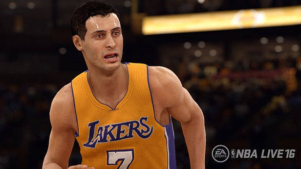 NBA Live 16 Screenshot #206 for PS4