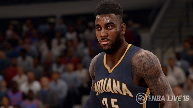 NBA Live 16 Screenshot #210 for PS4