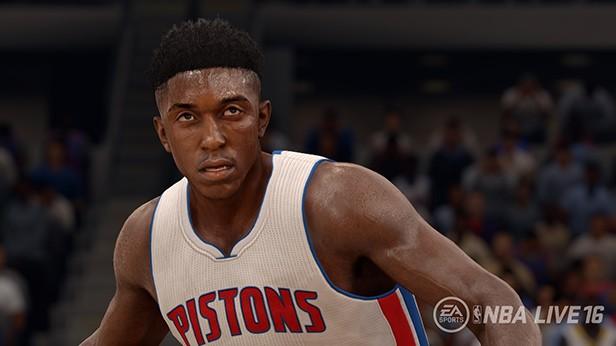 NBA Live 16 Screenshot #212 for PS4