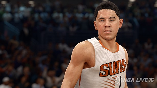 NBA Live 16 Screenshot #214 for PS4