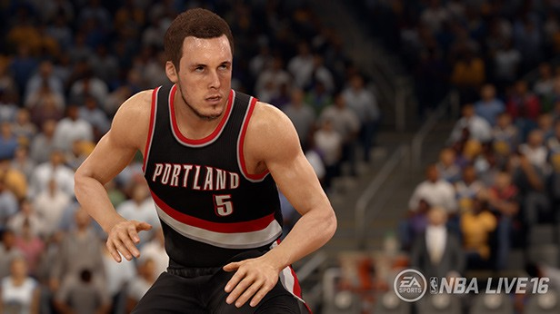 NBA Live 16 Screenshot #215 for PS4