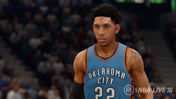 NBA Live 16 Screenshot #216 for PS4