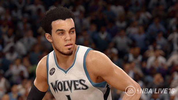 NBA Live 16 Screenshot #217 for PS4