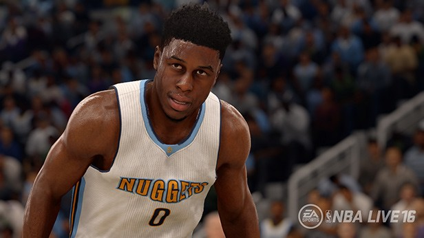 NBA Live 16 Screenshot #221 for PS4