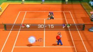 Mario Tennis: Ultra Smash screenshot #2 for Wii U - Click to view