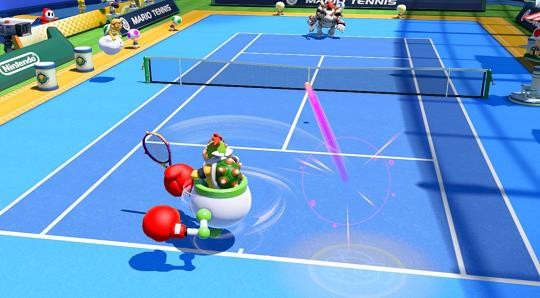 Mario Tennis: Ultra Smash Screenshot #5 for Wii U