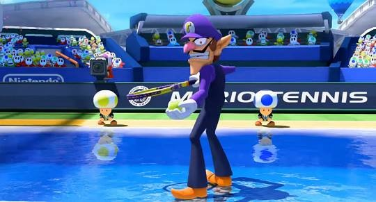 Mario Tennis: Ultra Smash Screenshot #6 for Wii U