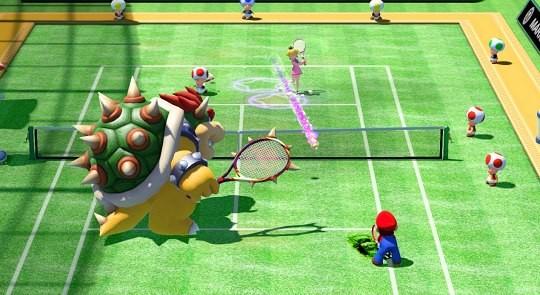 Mario Tennis: Ultra Smash Screenshot #7 for Wii U