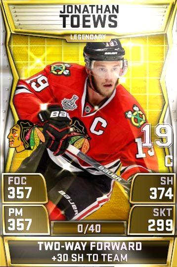 NHL SuperCard Screenshot #14 for iOS