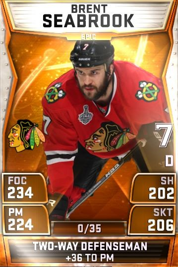 NHL SuperCard Screenshot #16 for iOS