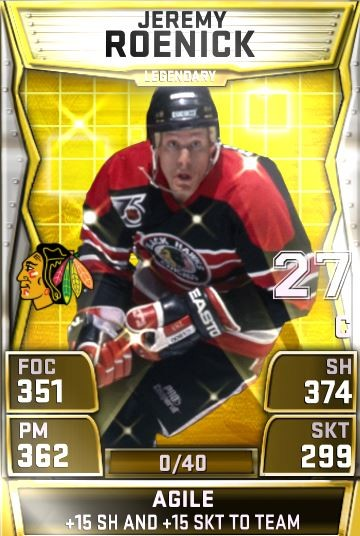 NHL SuperCard Screenshot #17 for iOS