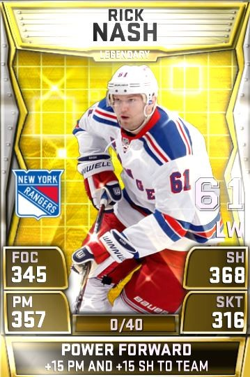 NHL SuperCard Screenshot #23 for iOS