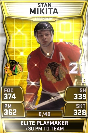 NHL SuperCard Screenshot #24 for iOS