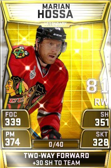 NHL SuperCard Screenshot #45 for iOS