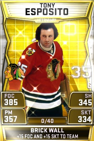 NHL SuperCard Screenshot #66 for iOS
