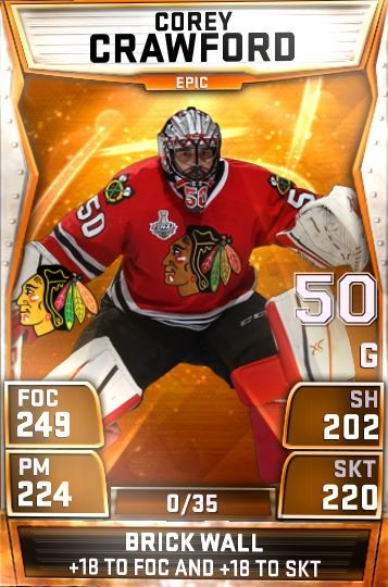 NHL SuperCard Screenshot #70 for iOS