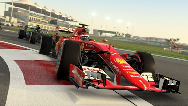 F1 2015 Screenshot #40 for PS4