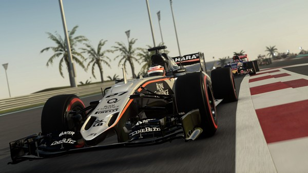 F1 2015 Screenshot #41 for PS4