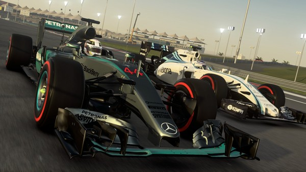 F1 2015 Screenshot #43 for PS4