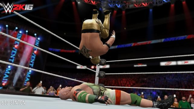 WWE 2K16 Screenshot #35 for PS4