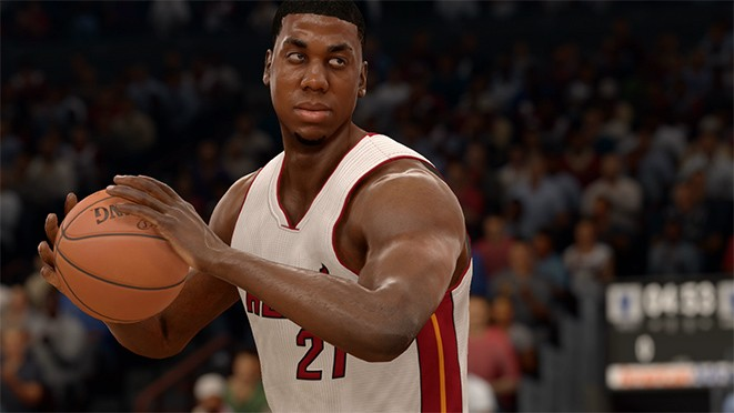 NBA Live 16 Screenshot #226 for PS4