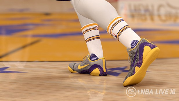 NBA Live 16 Screenshot #229 for PS4