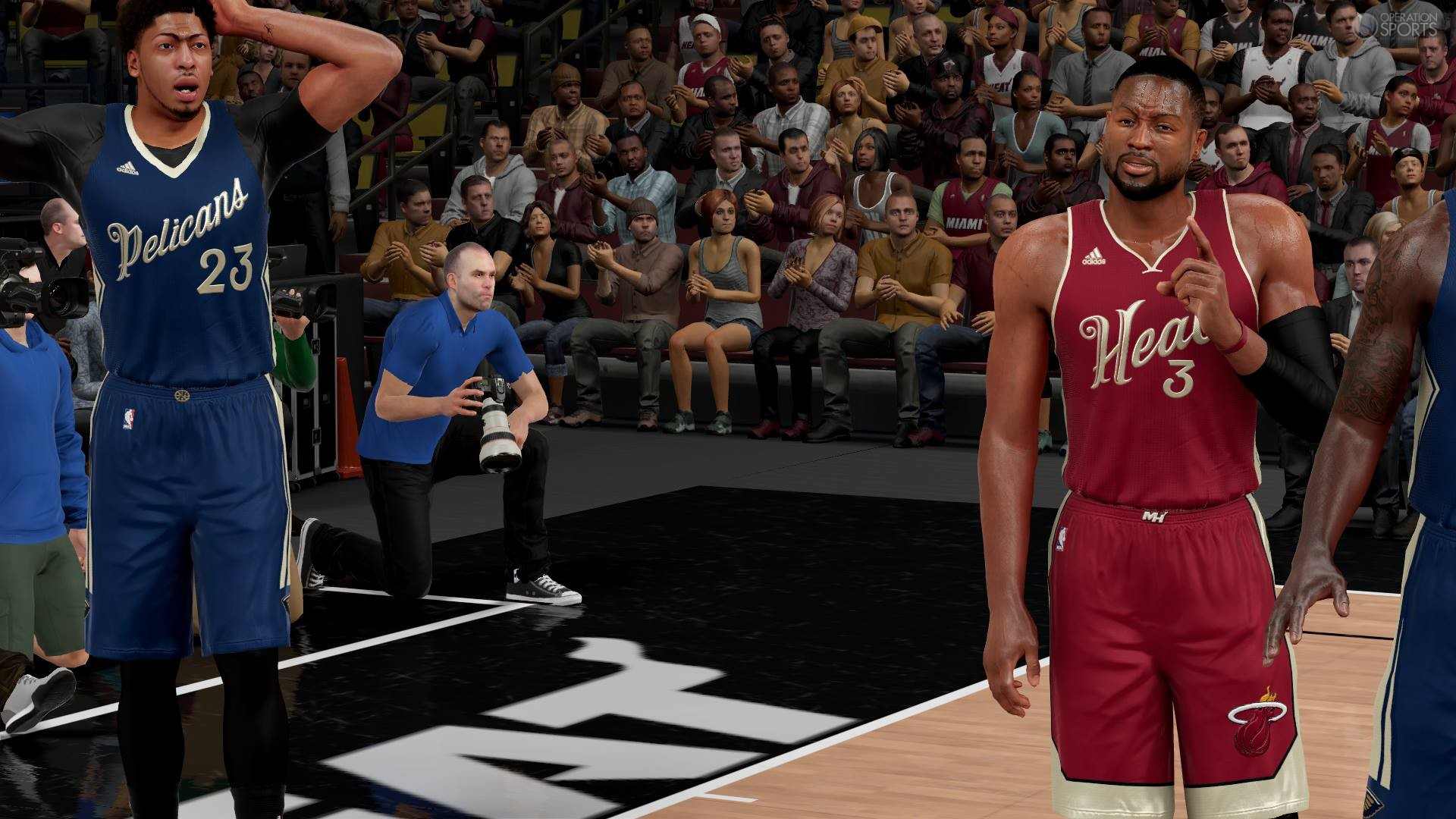 Christmas Uniforms Available Now in NBA 2K16 For All 30 Teams ...
