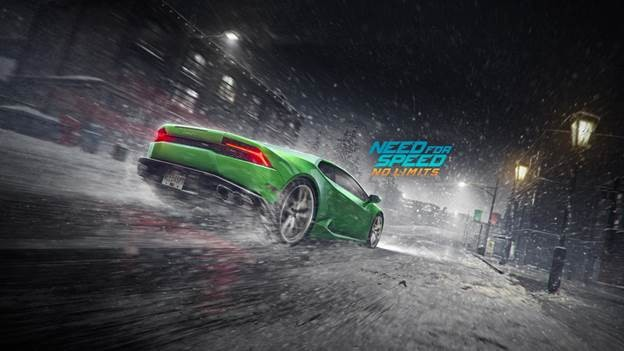 Need for Speed No Limits Screenshot #8 for iOS
