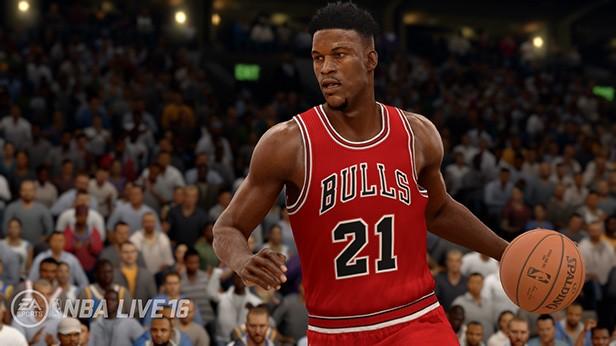 NBA Live 16 Screenshot #235 for PS4