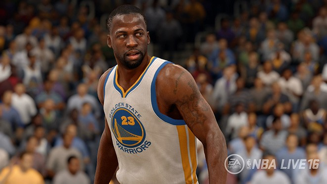 NBA Live 16 Screenshot #236 for PS4