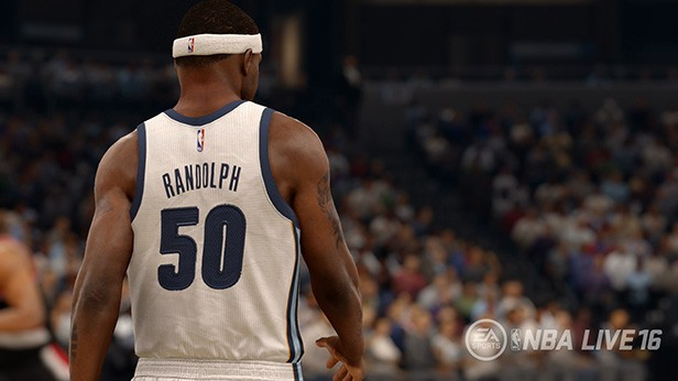 NBA Live 16 Screenshot #237 for PS4