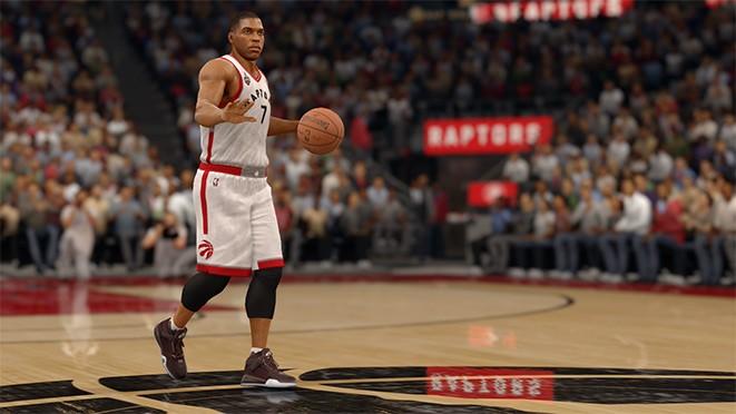 NBA Live 16 Screenshot #238 for PS4