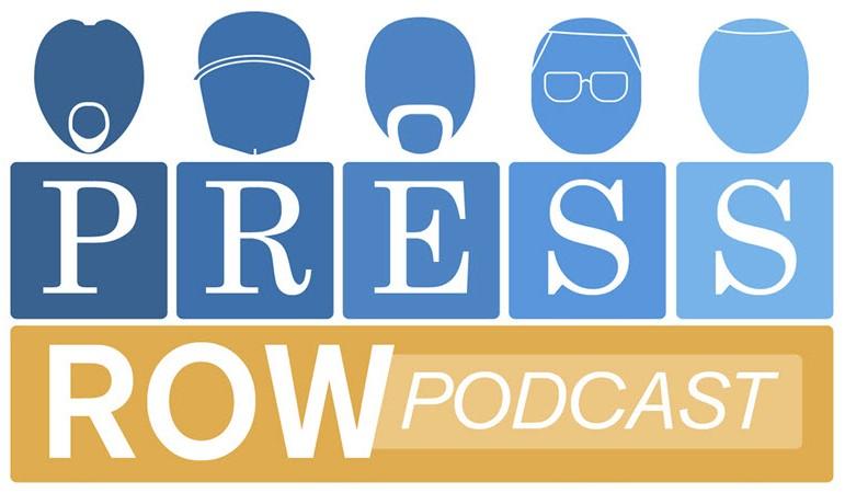 Press Row Podcast – Around The Horn