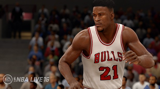 NBA Live 16 Screenshot #240 for PS4