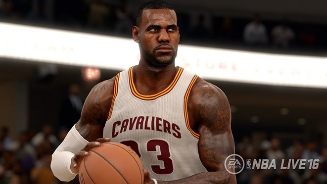 NBA Live 16 Screenshot #241 for PS4
