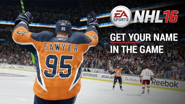 NHL 16 Screenshot #260 for PS4