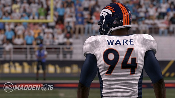 Madden NFL 16 Screenshot #283 for PS4